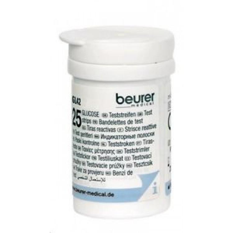 Beurer GL 42 Test Şeritleri
