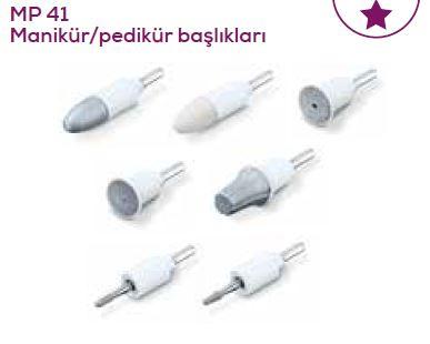 Beurer MP 41 Manikür/Pedİkür Başlıkları