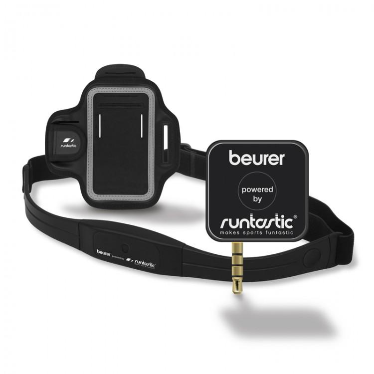 Beurer PM 200+ Akıllı Telefonlarla Kalp Frekans Ölçümü