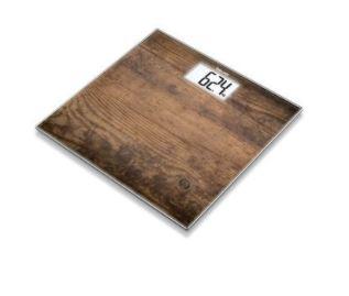 Beurer GS 203 Wood Cam Terazi