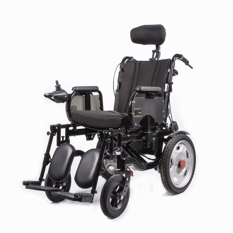 Pulsemed Özellikli Akülü Tekerlekli Sandalye 1602