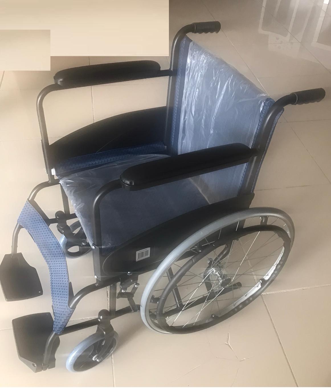 Pulsemed Çelik Tekerlekli Sandalye KY875-A