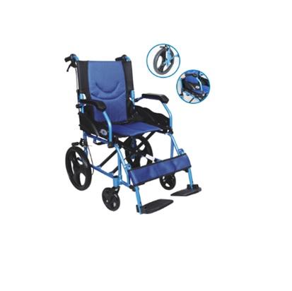 Pulsemed Katlanabilir Tekerlekli Sandalye KY863LABJ-C-12