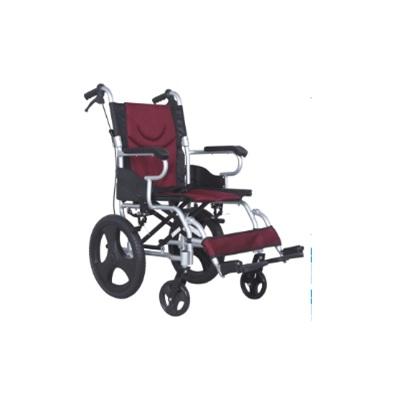 Pulsemed Katlanabilir Sırtlı Alüminyum Tekerlekli Sandalye KY862LABJ-16