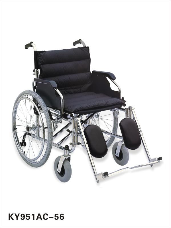 Pulsemed Çelik Tekerlekli Sandalye KY951AC-56